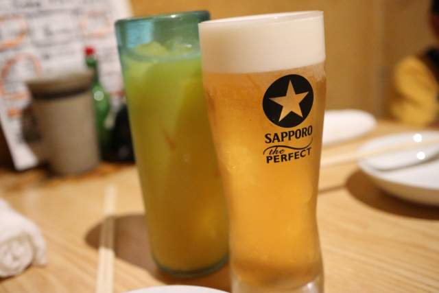 genki屋のビール