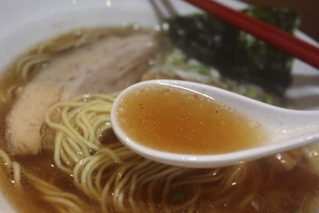 醤屋の紫スープ