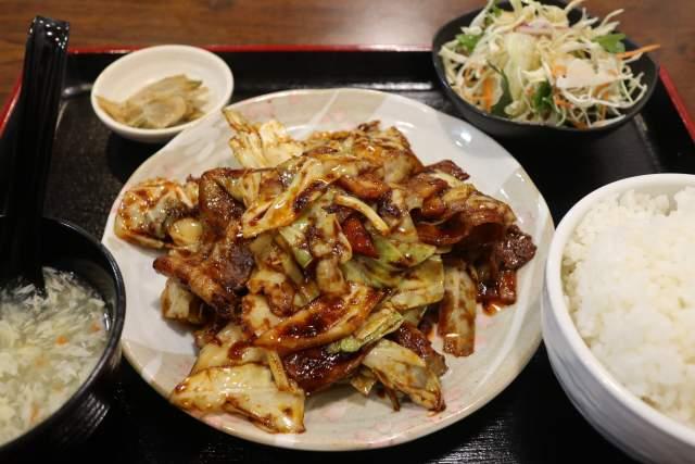 金蘭の回鍋肉