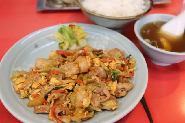つけ麺大王の激定食
