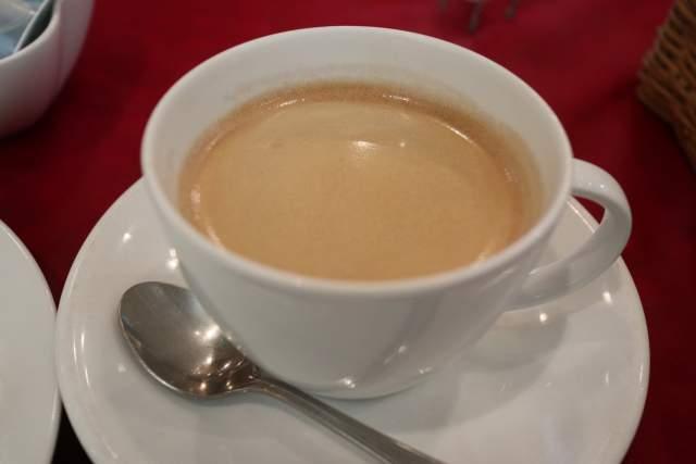 バッカのコーヒー