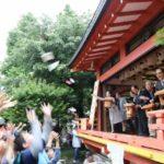 菅原神社の弁天まつり2018