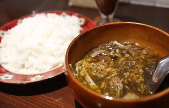 ムンランギットカフェのナシラウォン