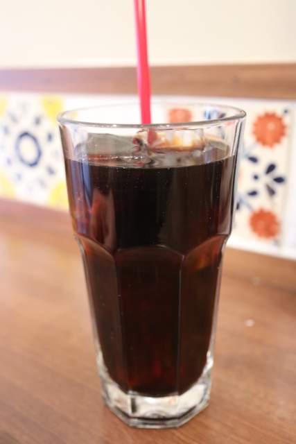 プルポのアイスコーヒー