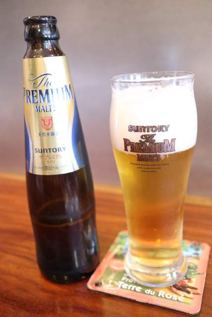 プティリュタンのビール