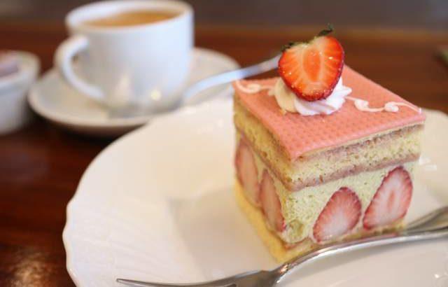 プティリュタンのケーキ