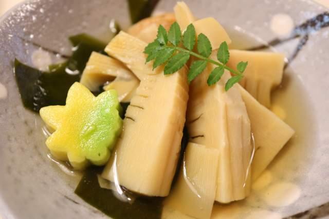旭鮨の若竹煮