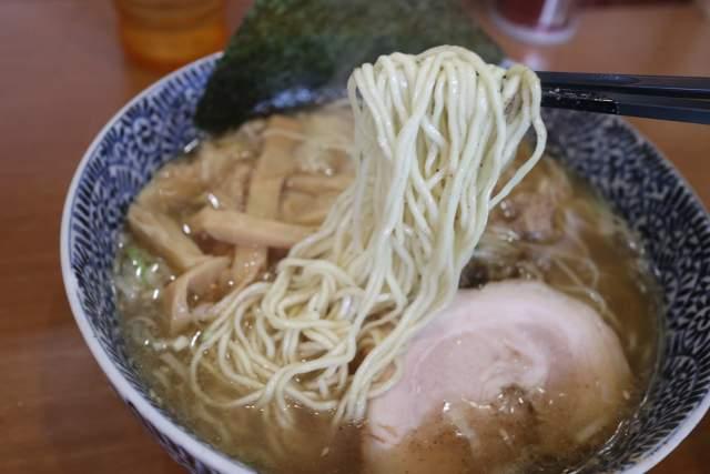 ばんやの麺