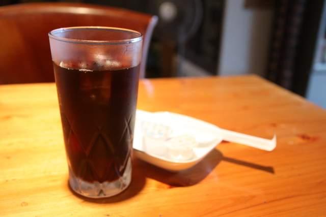 一風のアイスコーヒー