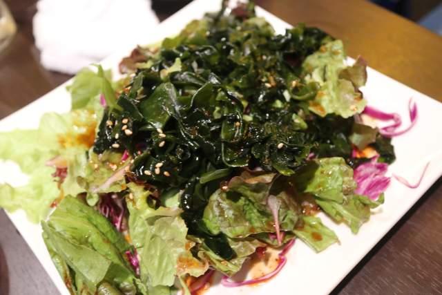 まるじのサラダ2