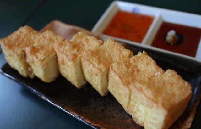 ジャズケイリンの参豆腐