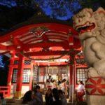 六所神社の例大祭2018