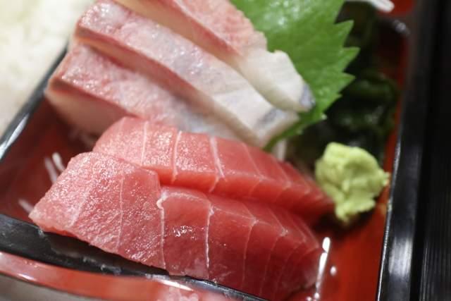 魚魚魚のお刺身