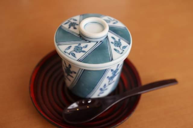 和食眞太の茶碗蒸し