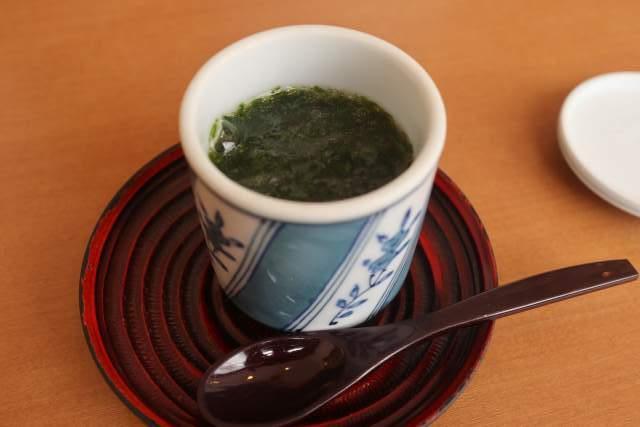 和食眞太の茶碗蒸しオープン
