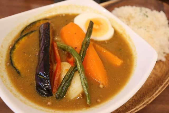 プルポのスープカレー