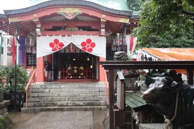 菅原神社の本殿