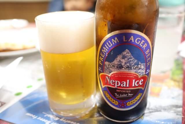 ミランのネパールアイス