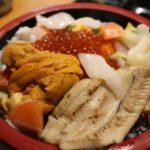 三友 蓮の特上バラちらし寿司