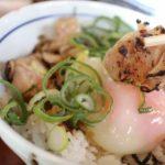 麺匠ようすけ鶏煮亭のチャーシュー丼と濃厚鶏白湯ラーメン
