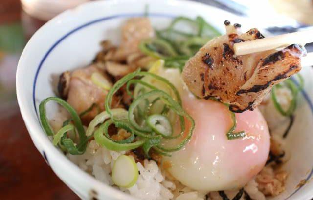 麺匠ようすけ鶏煮亭のチャーシュー丼