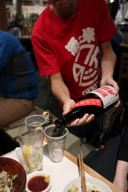 フジタカ食堂の日本酒 阿櫻