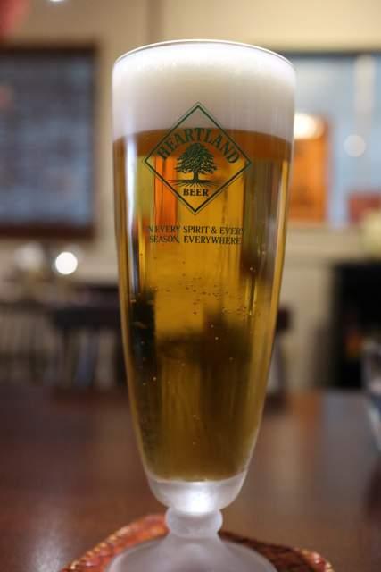 ムンランギットカフェのビール