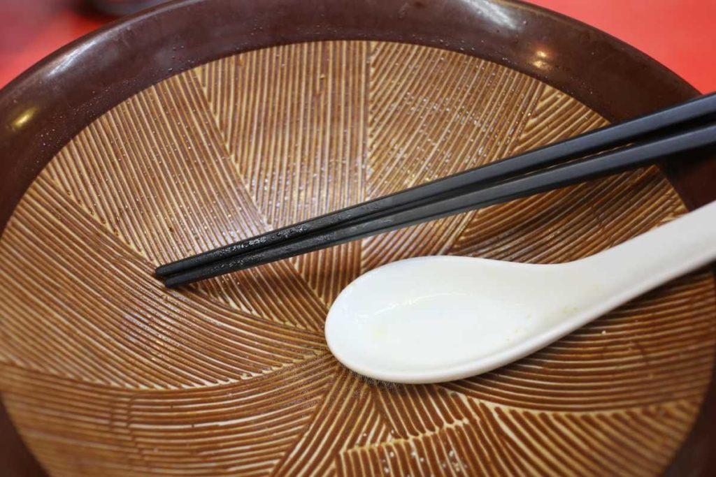 つけ麺大王のすり鉢どんぶり
