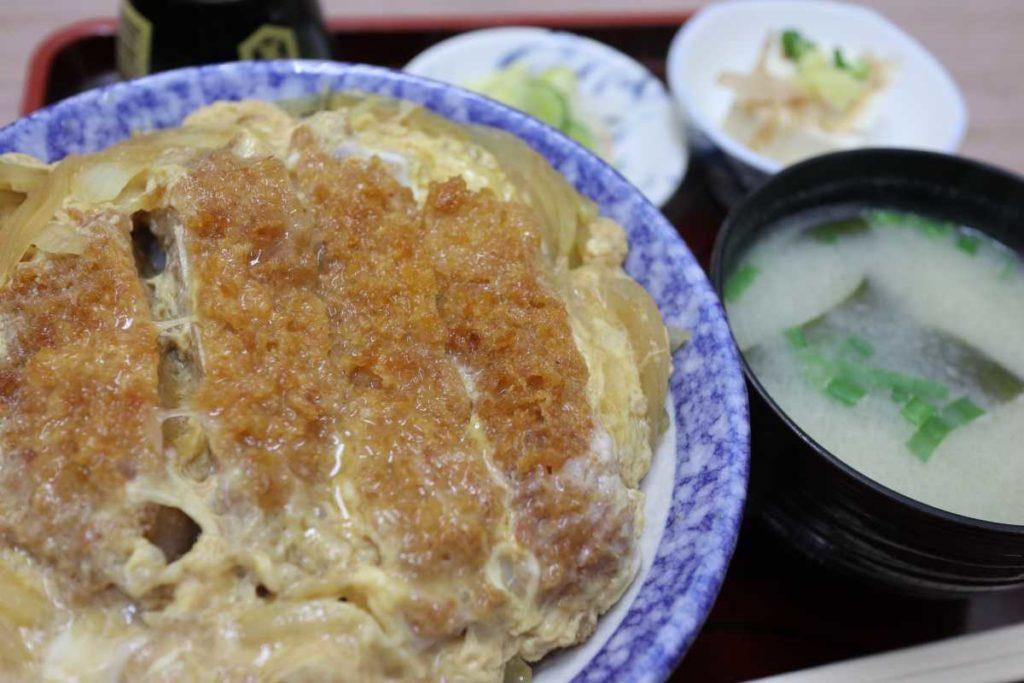 寿々木家のかつ丼