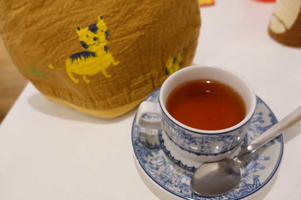 AFFの紅茶