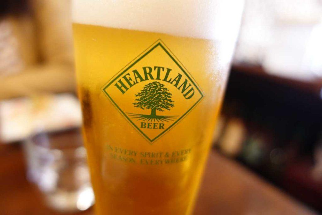 ブンガブランの生ビール