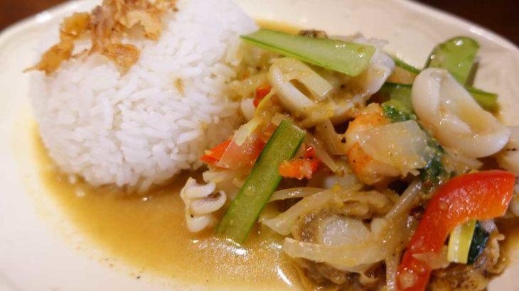 インドネシア料理のブンガブラン