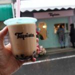 タピオカ専門店のTapista (タピスタ)がオープン