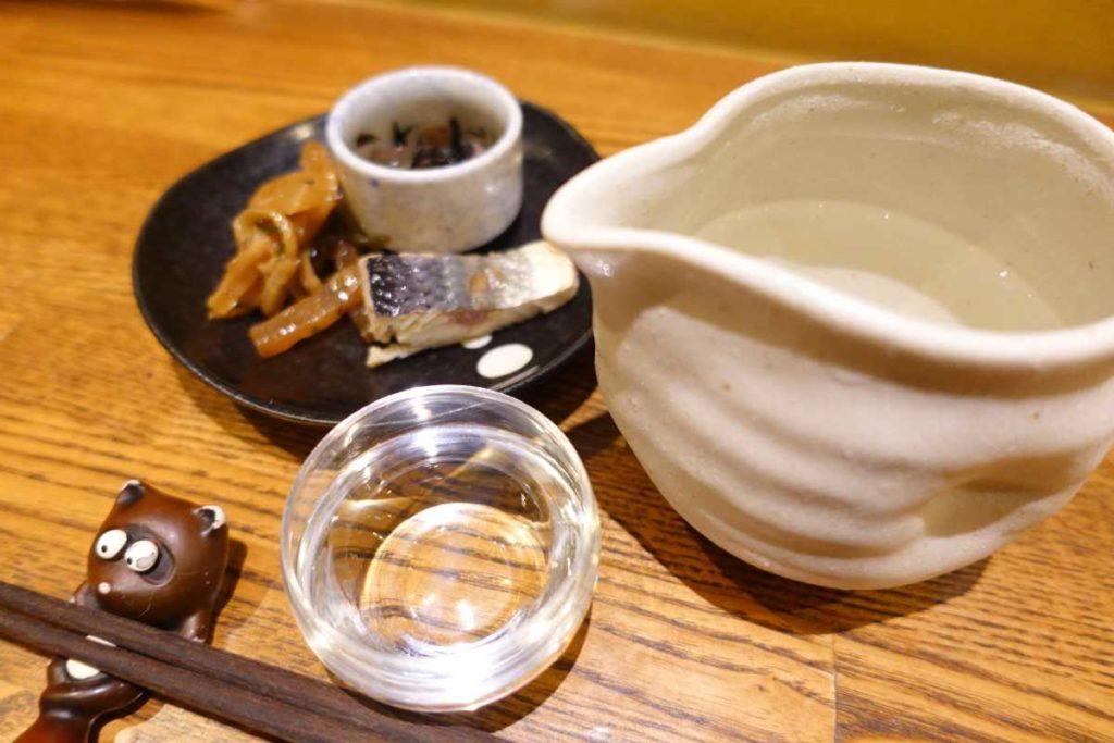 たら福の日本酒