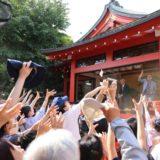 菅原神社の弁天まつり2019