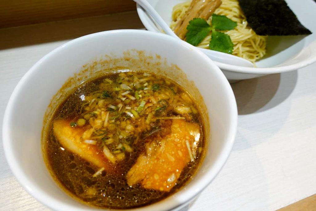 醤屋のつけ麺スープ