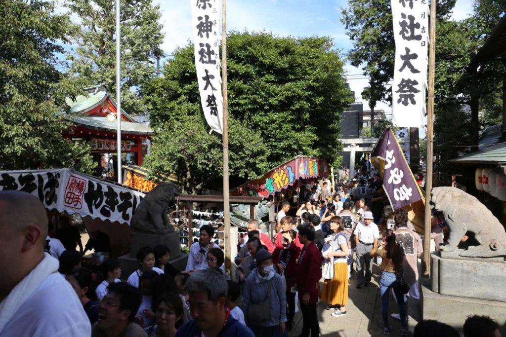 菅原神社例大祭