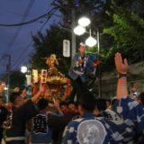 赤堤 六所神社の例大祭2019