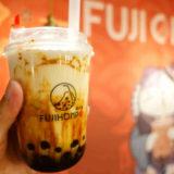 タピオカ専門店FUJICHA(藤茶)オープン