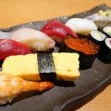 凧ずしでお寿司と天ぷら
