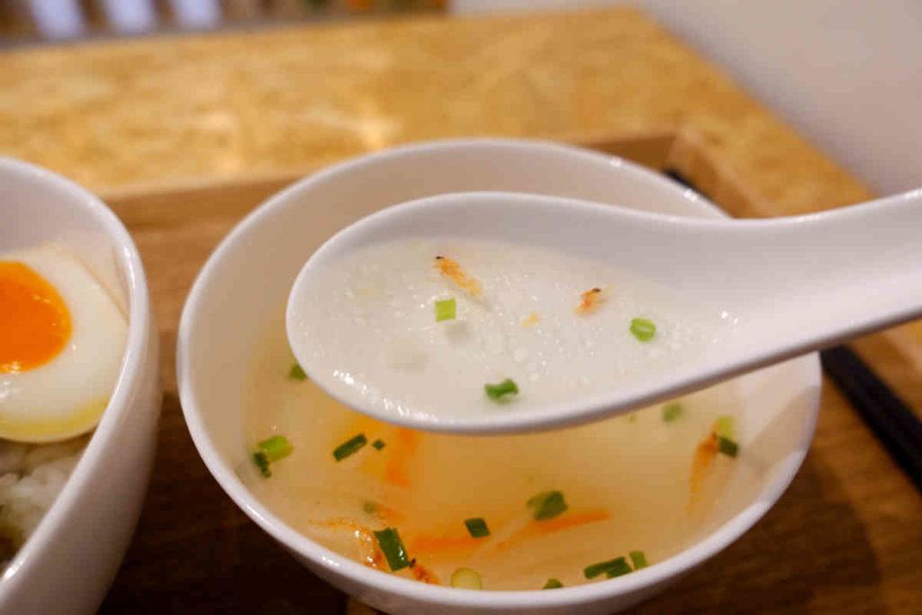 MEILIのスープ