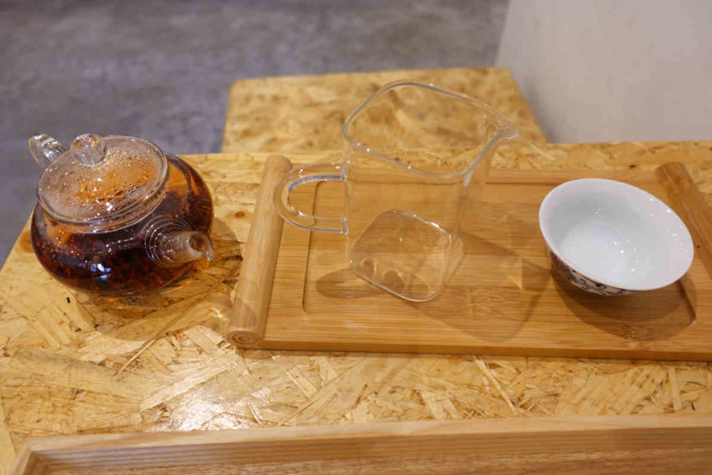 MEILIのローゼル紅茶