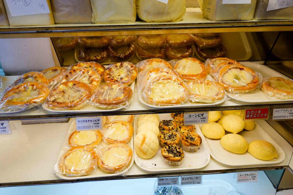 オーロールのパンたち