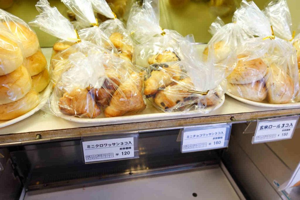 オーロールのパンたち3