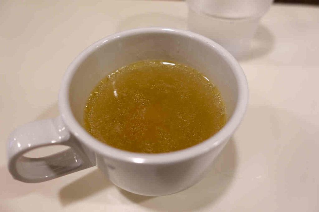 武蔵野アブラ学会のスープ