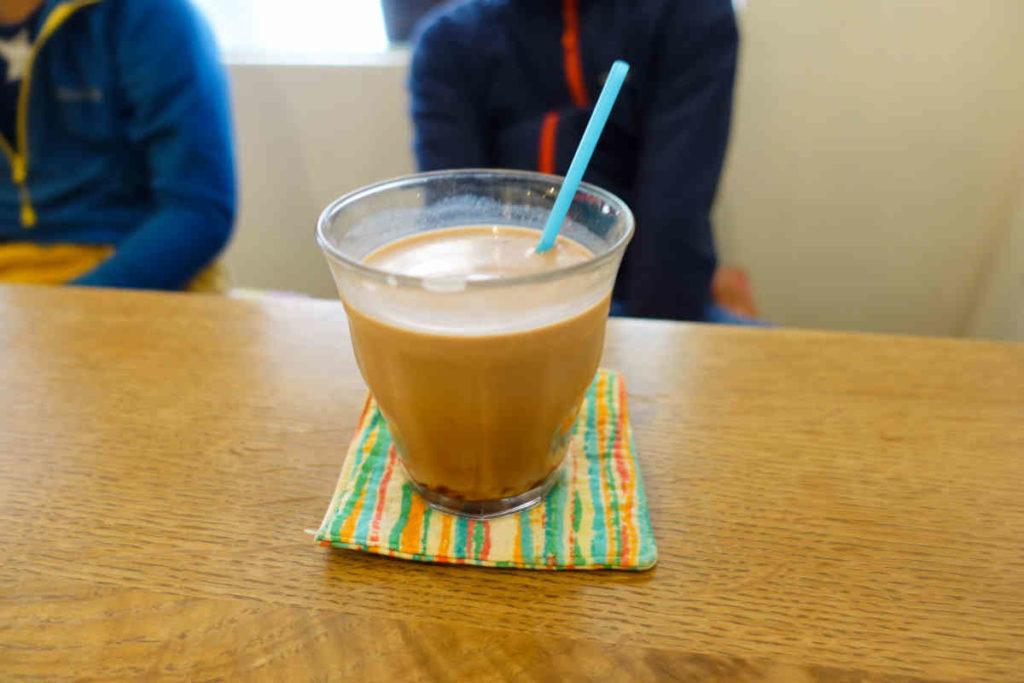 AFFのチョコレートミルク