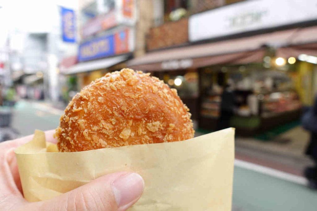 堀田のカレーパン