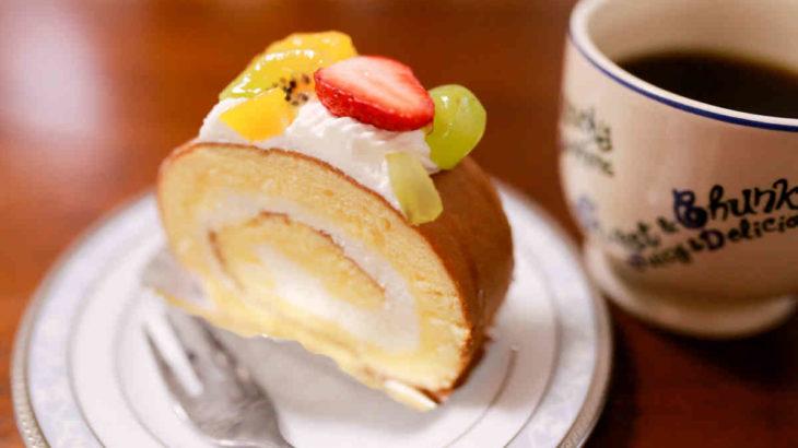 リモージュのロールケーキ
