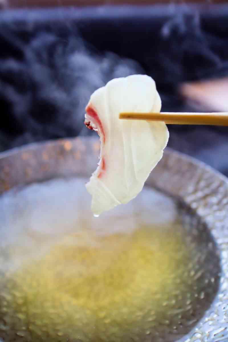 和食 眞太の鯛しゃぶしゃぶ&サンマの塩焼き会席