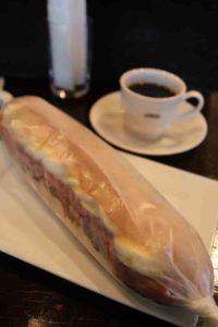 お腹いっぱい!ぽえむの新サンドウィッチ フルサイズ・ポエンミー
